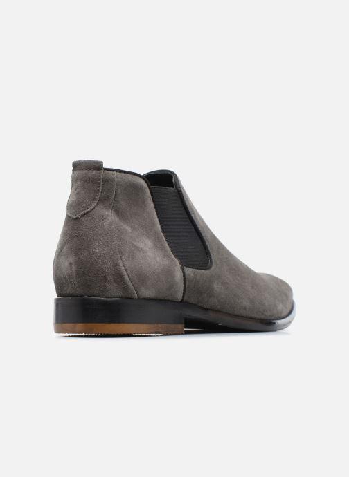 Bottines et boots Mr SARENZA Toddown Gris vue face