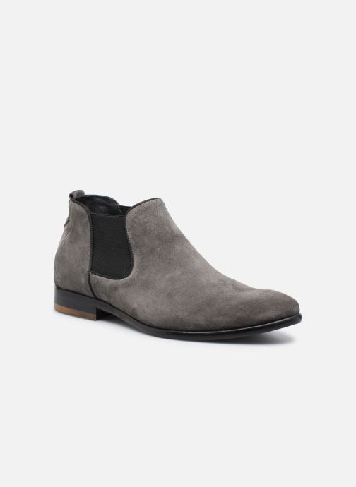 Ankle boots Mr SARENZA Toddown Grey view from the right