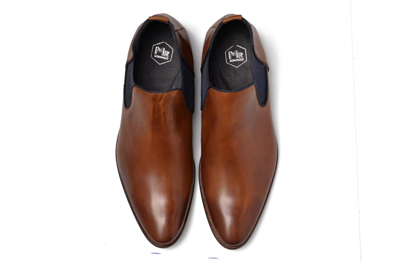 Bottines et boots Mr SARENZA Toddown Marron vue portées chaussures