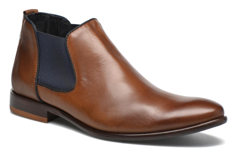 Bottines et boots Mr SARENZA Toddown Marron vue droite