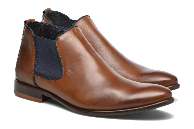 Bottines et boots Mr SARENZA Toddown Marron vue derrière