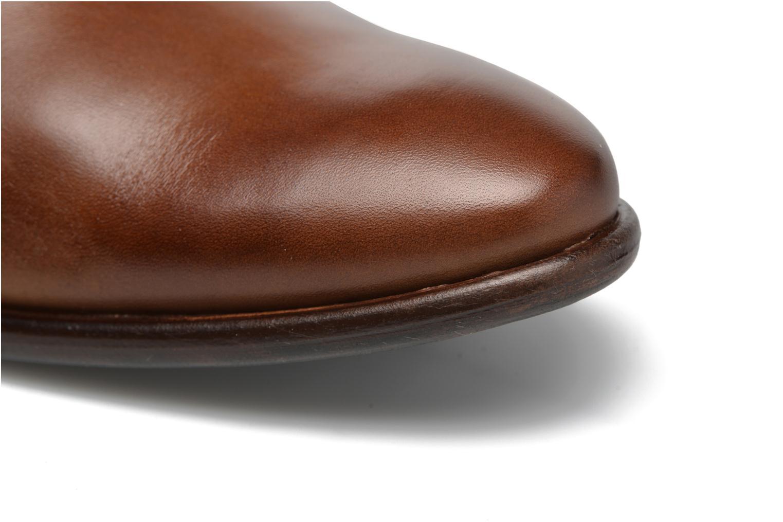 Bottines et boots Mr SARENZA Toddown Marron vue gauche