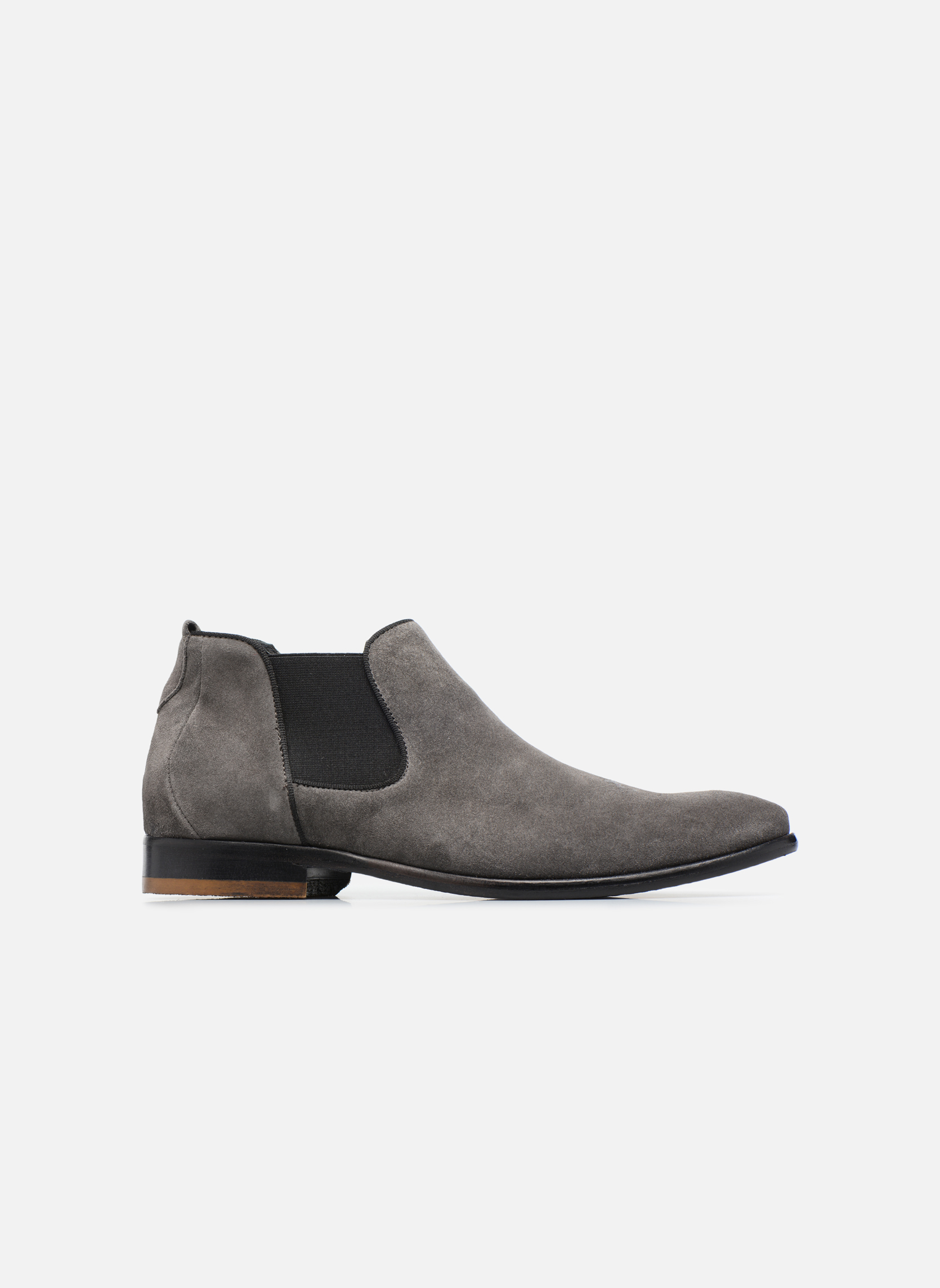Ankle boots Mr SARENZA Toddown Grey detailed view/ Pair view