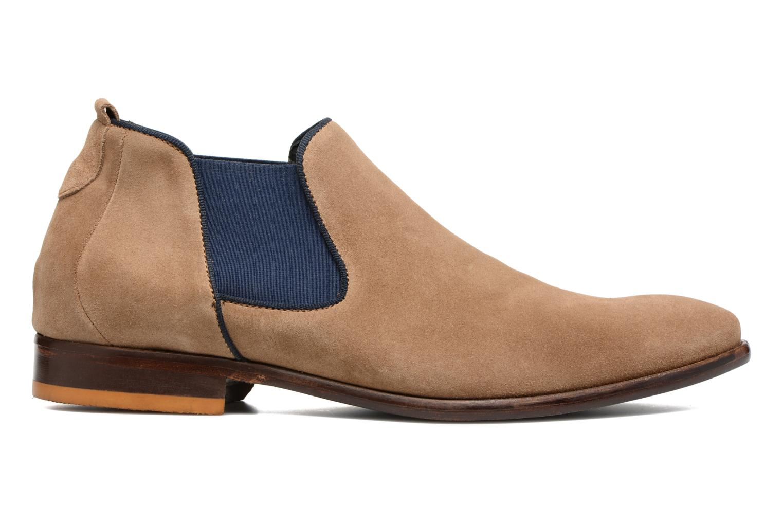 Ankle boots Mr SARENZA Toddown Beige detailed view/ Pair view