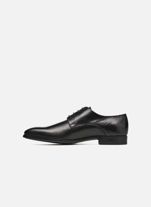 Lace-up shoes Marvin&co Thorne Black front view