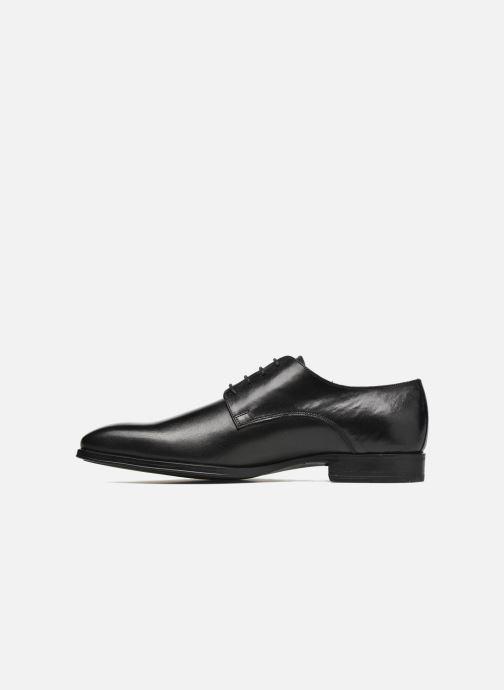 Chaussures à lacets Marvin&Co Thorne Noir vue face