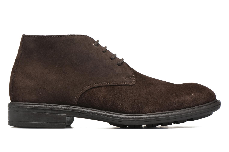 Chaussures à lacets Marvin&Co Tunstall Marron vue derrière