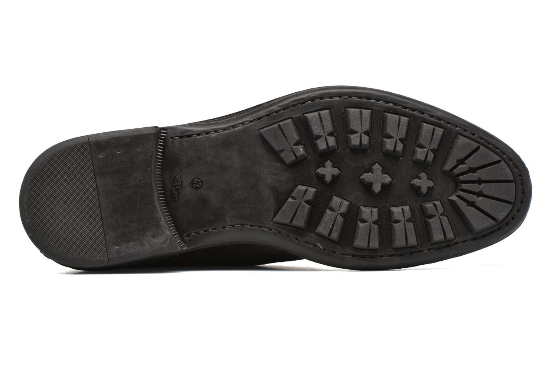 Chaussures à lacets Marvin&Co Tunstall Marron vue haut