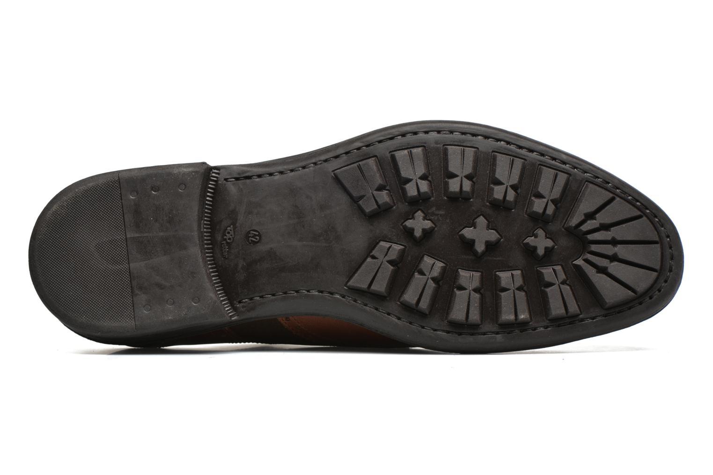 Chaussures à lacets Marvin&Co Tamworth Marron vue haut
