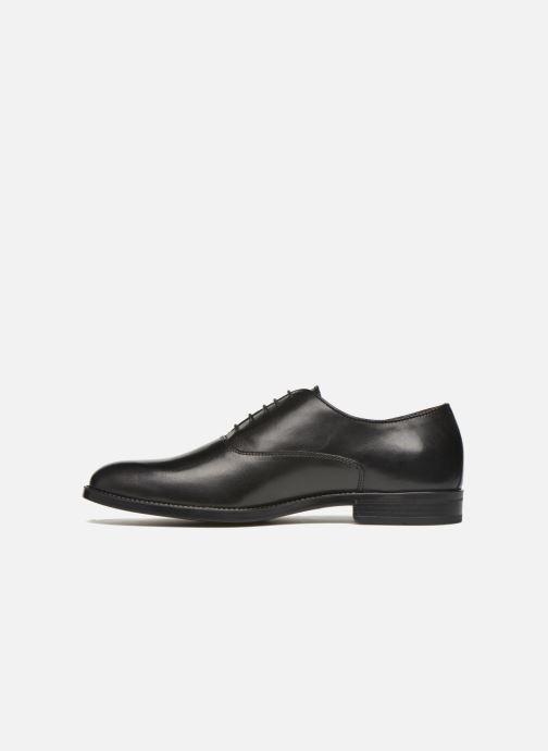 Chaussures à lacets Marvin&Co Tonbridge Noir vue face