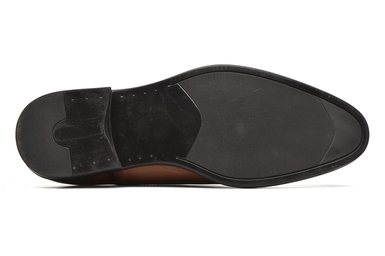 Chaussures à lacets Marvin&Co Tonbridge Marron vue haut