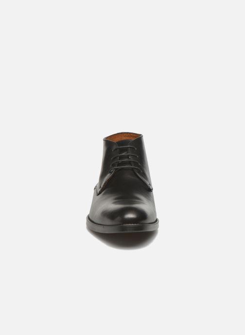 Bottines et boots Marvin&Co Tipton Noir vue portées chaussures