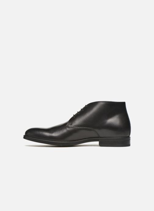 Bottines et boots Marvin&Co Tipton Noir vue face