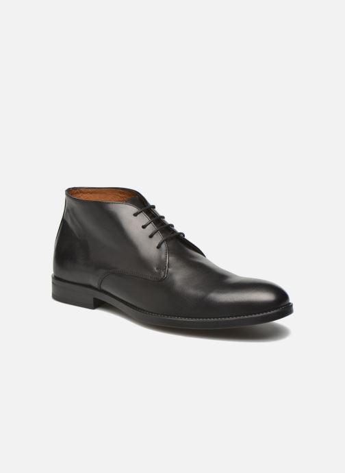 Bottines et boots Marvin&Co Tipton Noir vue détail/paire