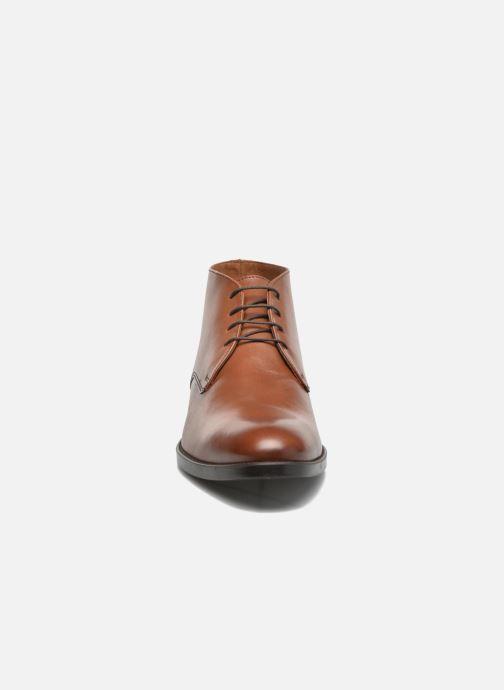 Bottines et boots Marvin&Co Tipton Marron vue portées chaussures
