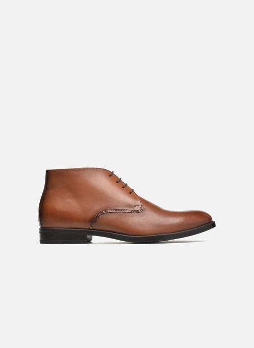 Boots en enkellaarsjes Marvin&Co Tipton Bruin achterkant
