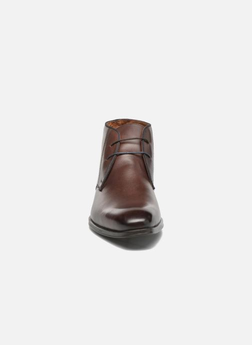 Bottines et boots Marvin&Co Torbay Marron vue portées chaussures