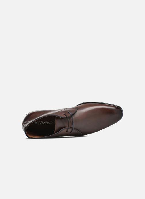 Bottines et boots Marvin&Co Torbay Marron vue gauche