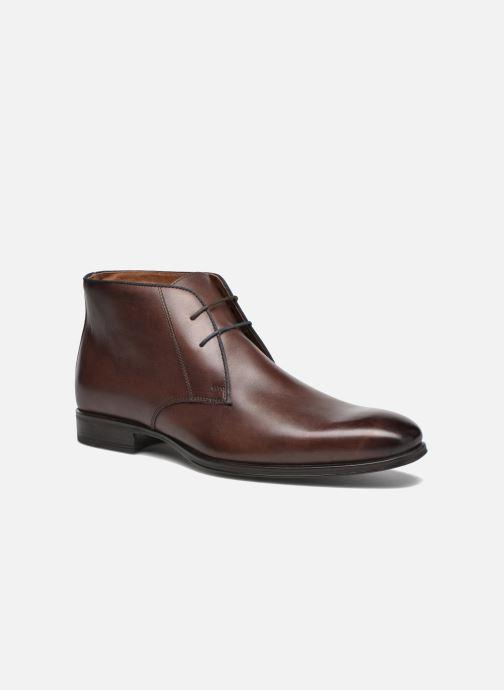 Bottines et boots Marvin&Co Torbay Marron vue détail/paire