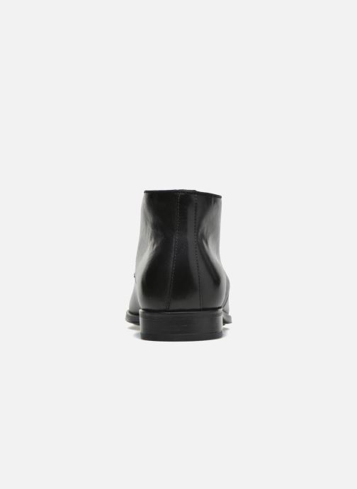 Ankle boots Marvin&co Torbay Black view from the right