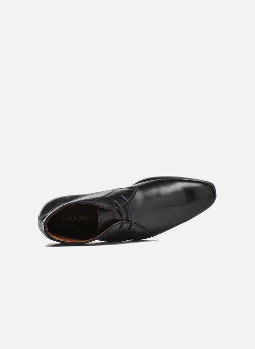 Boots en enkellaarsjes Marvin&Co Torbay Zwart links