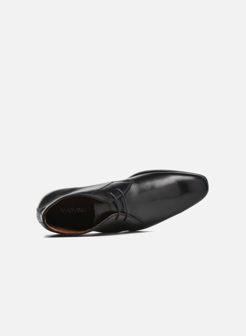 Bottines et boots Marvin&Co Torbay Noir vue gauche