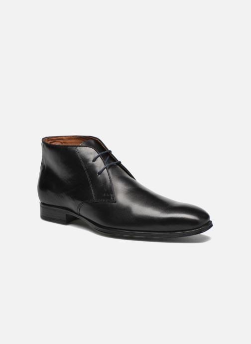 Boots en enkellaarsjes Marvin&Co Torbay Zwart detail