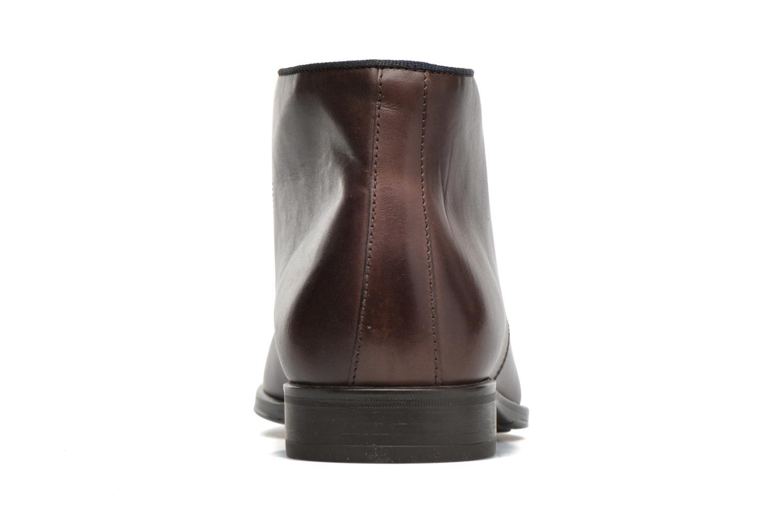 Bottines et boots Marvin&Co Torbay Marron vue droite