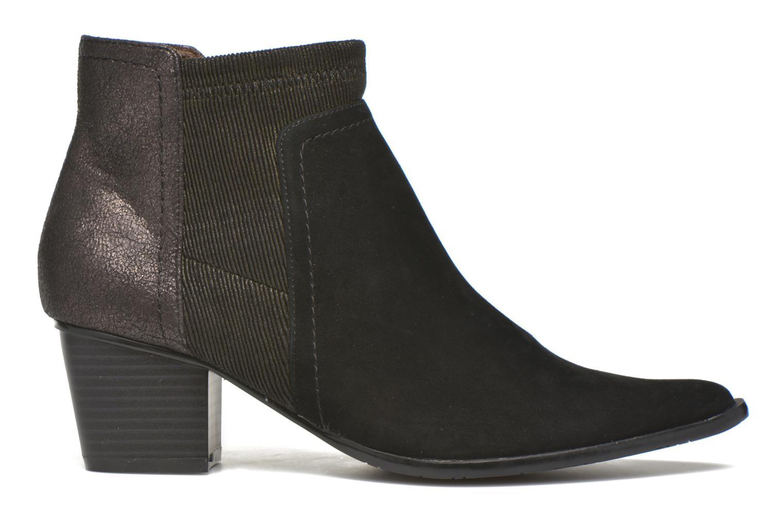 Bottines et boots Madison AYAM #Mul Ch Velours NOIR Noir vue derrière