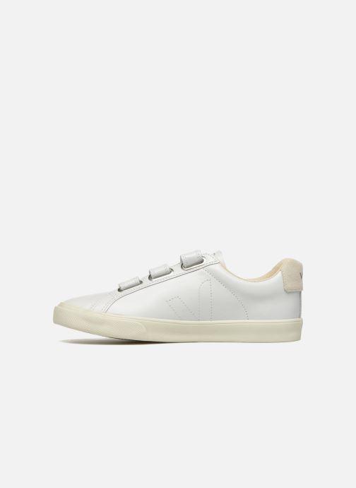Sneaker Veja 3 Lock weiß ansicht von vorne