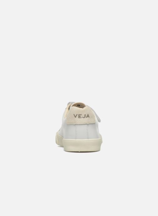 Sneaker Veja 3 Lock weiß ansicht von rechts