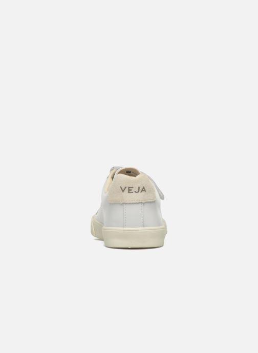 Sneakers Veja 3 Lock Wit rechts