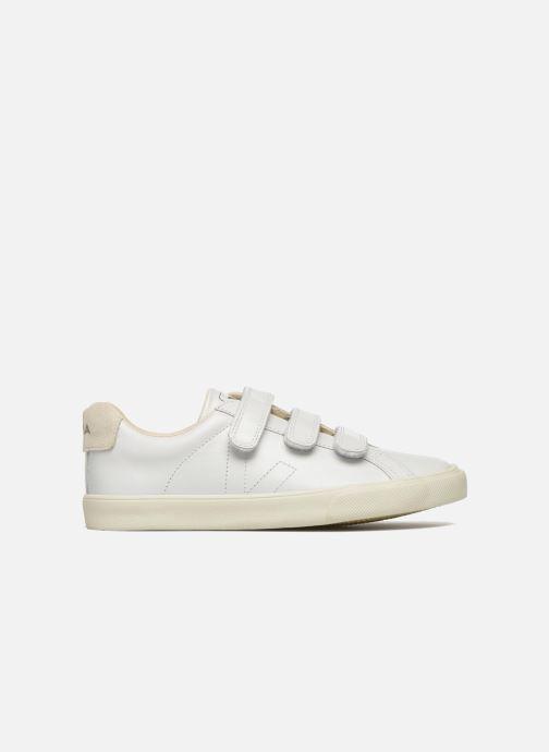 Sneakers Veja 3 Lock Wit achterkant