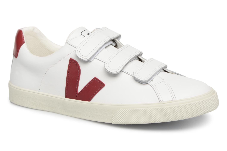 chez 327447 Sneakers 3 Lock Veja Bianco Sarenza xIa1tq