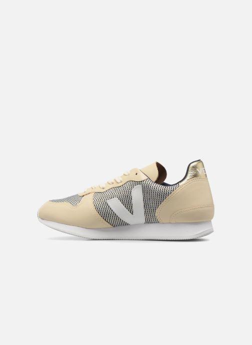Sneakers Veja Holiday Lt Beige voorkant