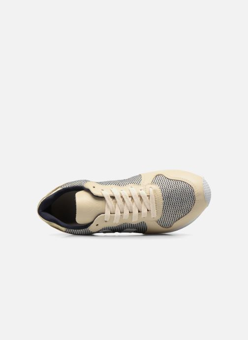 Trainers Veja Holiday Lt Beige view from the left