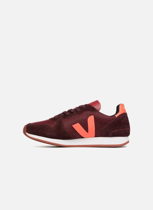 Trainers Veja Holiday Lt Red front view