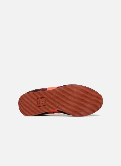 Trainers Veja Holiday Lt Red view from above