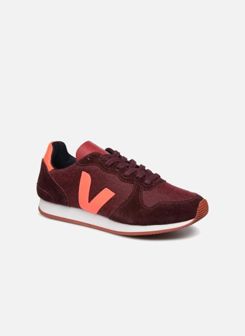 Trainers Veja Holiday Lt Red detailed view/ Pair view