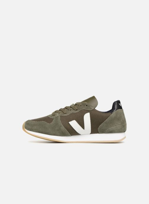 Trainers Veja Holiday Lt Green front view