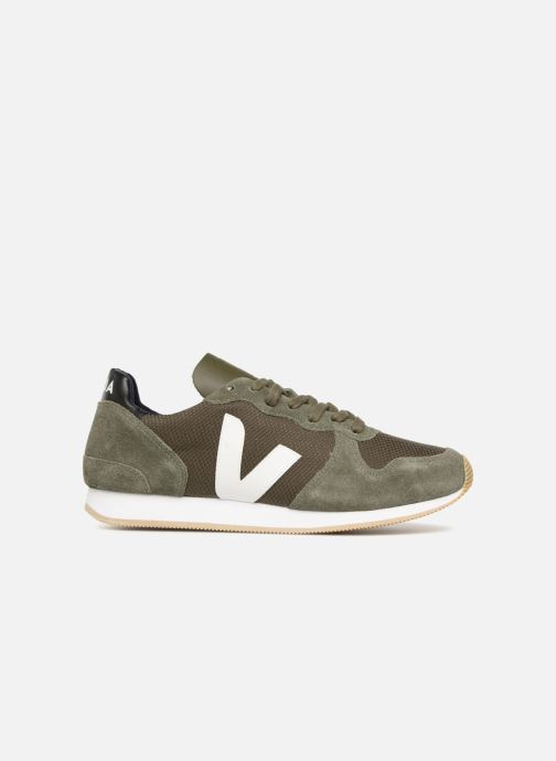Trainers Veja Holiday Lt Green back view