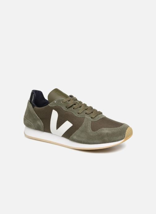 Trainers Veja Holiday Lt Green detailed view/ Pair view
