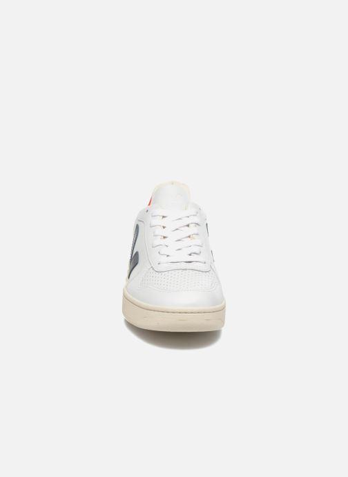 Sneaker Veja V-10 W mehrfarbig schuhe getragen