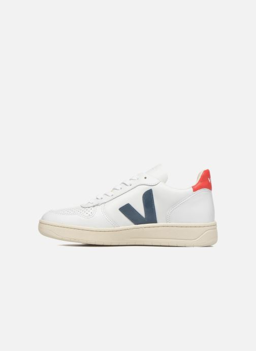 Sneaker Veja V-10 W mehrfarbig ansicht von vorne