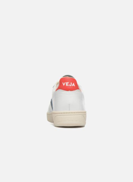 Sneaker Veja V-10 W mehrfarbig ansicht von rechts