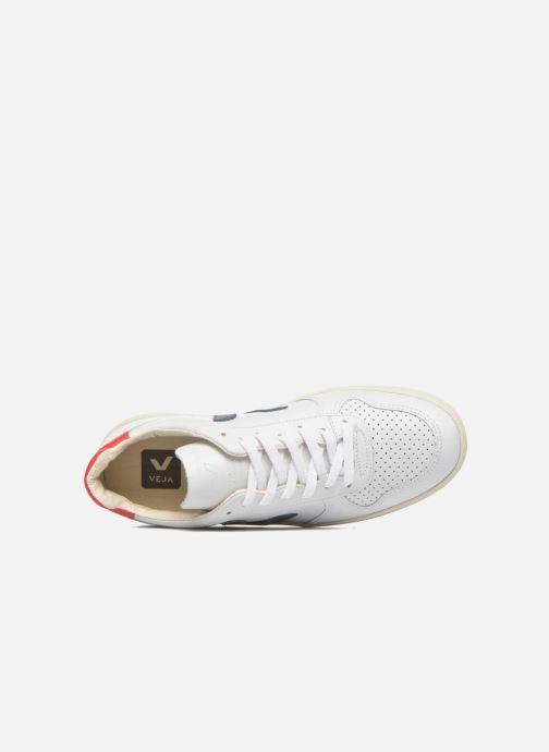 Sneaker Veja V-10 W mehrfarbig ansicht von links