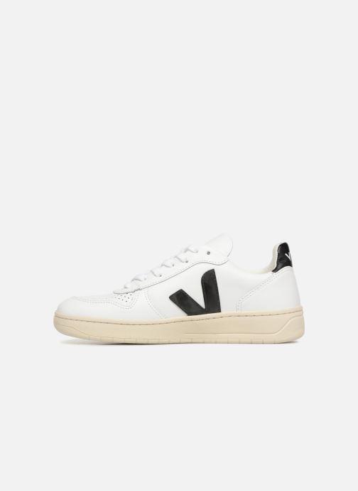 Sneakers Veja V-10 Wit voorkant