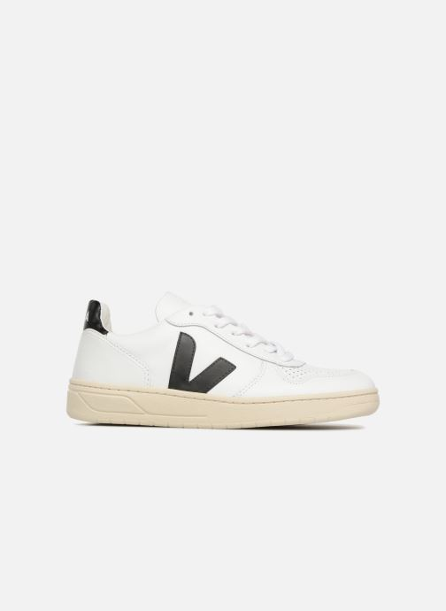 Trainers Veja V-10 W White back view