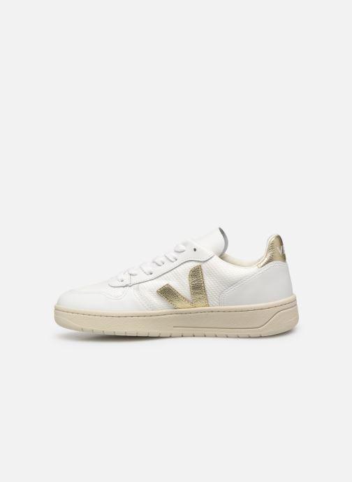 Sneakers Veja V-10 Vit bild från framsidan
