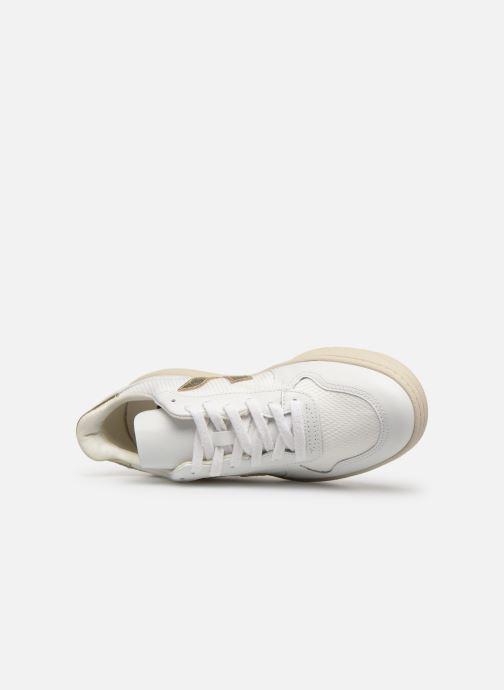 Sneakers Veja V-10 W Vit bild från vänster sidan